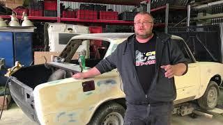 видео Почем кузовное железо на Lada?