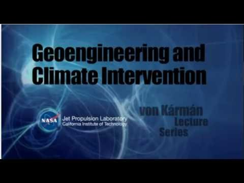 Geo-engineering, NASA, JPL. (Riley Duren)
