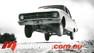 Ford Falcon history timeline
