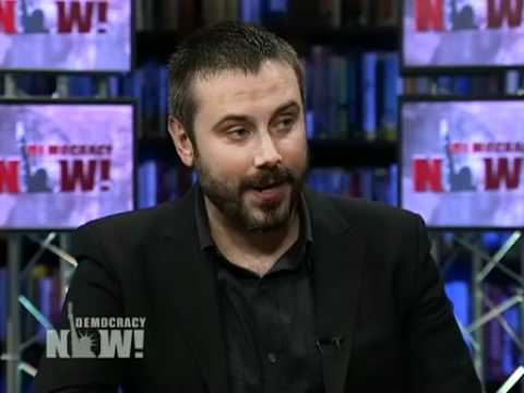Jeremy Scahill on Blackwater Founder Erik Prince's Effort To Build A Private Army in the UAE. 1 of 2