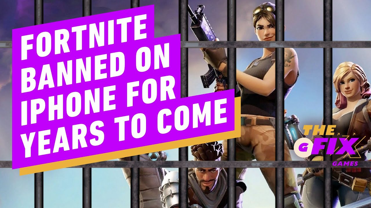 It's No Surprise Why Fortnite Is Still Banned From Apple - IGN Daily Fix - IGN