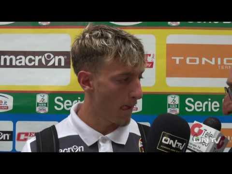 ONTV: Antonino La Gumina post Ternana-Pordenone (2-0)