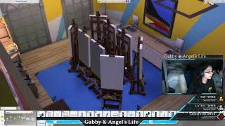 Sims 4 // CAS // BIG BROTHER CHALLENGE // PART 3 //