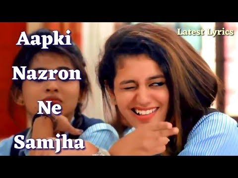 Aap Ki Nazron Ne Samjha _ Cover _ Shreya Karmakar - Lyrical Video - By Latest Lyrics