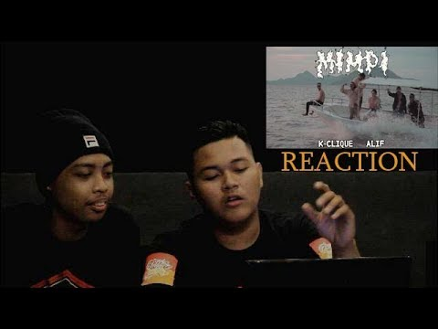 Free Download K-clique – Mimpi (feat Alif) [official Music Video] Reaction Indonesia Mp3 dan Mp4