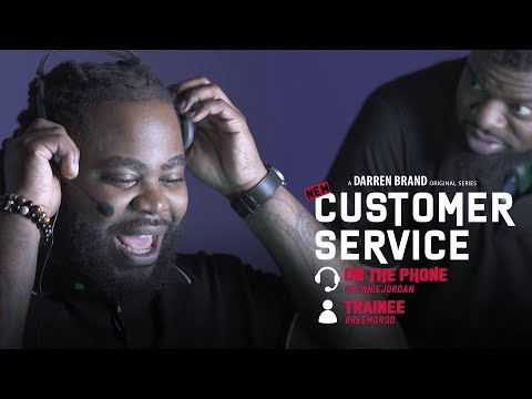 Customer Service S2 - EP 1: Jordan Brand Call Center