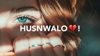Hai Kaha Ka Irada Tumhara Sanam - Sad Male Version Whatsapp Status   BROKEN SAD STATUS 💔💭   BY OM