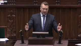 Przemysław Czarnek - wystąpienie z 21 listopada 2019 r.