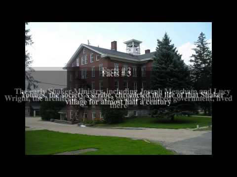 Mount Lebanon Shaker Society Top # 6 Facts