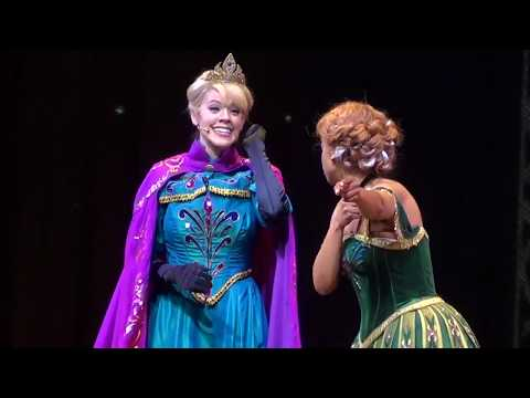 16th Video of Frozen Live At The Hyperion at Disney California Adventure (4/2/17)
