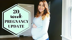 20 Week Pregnancy Update | BACK PAIN, CHIROPRACTORS AND BRAXTON HICKS!