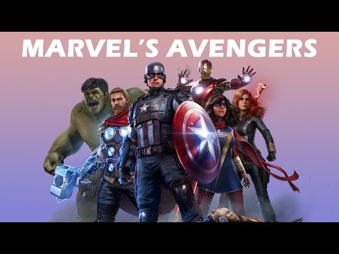 MARVEL'S AVENGERS - La débâcle du jeu service