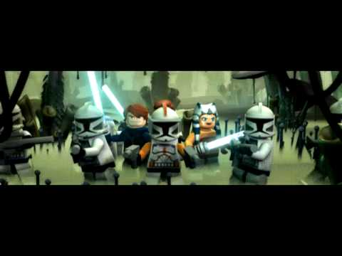 LEGO Star Wars: The Clone Wars Animated Comics: Part 2