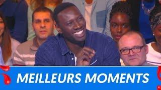 TPMP : Le best of d'Omar Sy sur le plateau de Cyril Hanouna