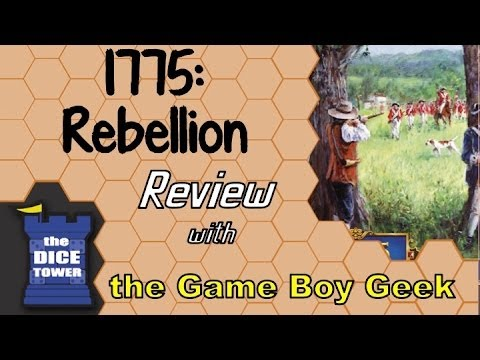 1775 Review - with the Game Boy Geek