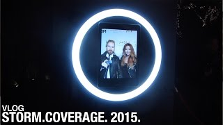 STORM.COVERAGE.2015. VLOG Thumbnail