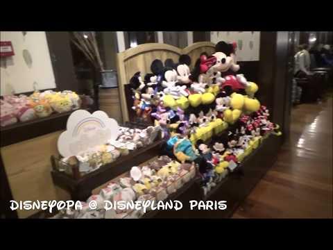 Disneyland Paris Christmas - General Store Shop DisneyOpa
