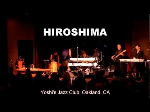 "Hiroshima performs ""Thousand Cranes"" at Yoshi's Jazz  Club in Oakland, CA"