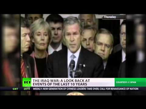 Iraq War: A look back 10 years later
