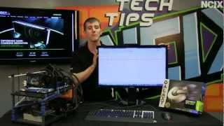 Galaxy NVIDIA GeForce GTX 680 2GB Video Card Review & Showcase NCIX Tech Tips