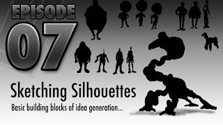 Sketching & Idea Generation: Sketching Silhouettes