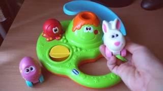 Детская игрушка горка для купания, обзор