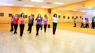 A Shoulder To Cry On - Line Dance (Dance & Teach in English & 中文)