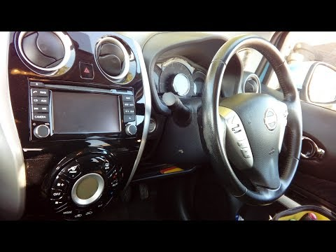 Nissan Note 2012 Onwards How To Hard Wire Dash Cam To Fuse Box