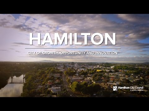 Hamilton - City of growth, opportunity and innovation