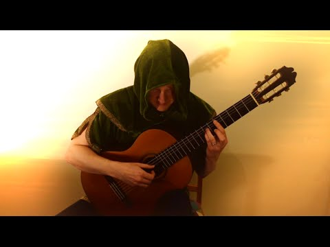 The Witcher 3: Wild Hunt - Priscilla's Song: Wolven Storm (Acoustic Classical Guitar Cover)