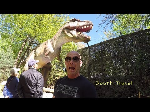 Zoo de Granby, Québec, Canada, tour complet. Granby zoo all you need to see