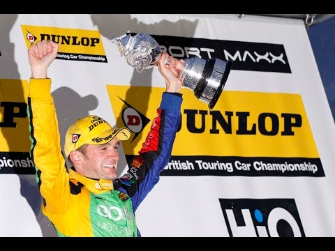 COLIN TURKINGTON | 2014 BTCC CHAMPION