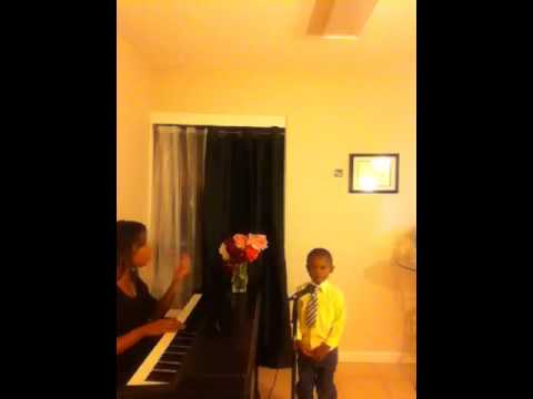 Talented 4 Year Old Singer Taking Vocal Lessons