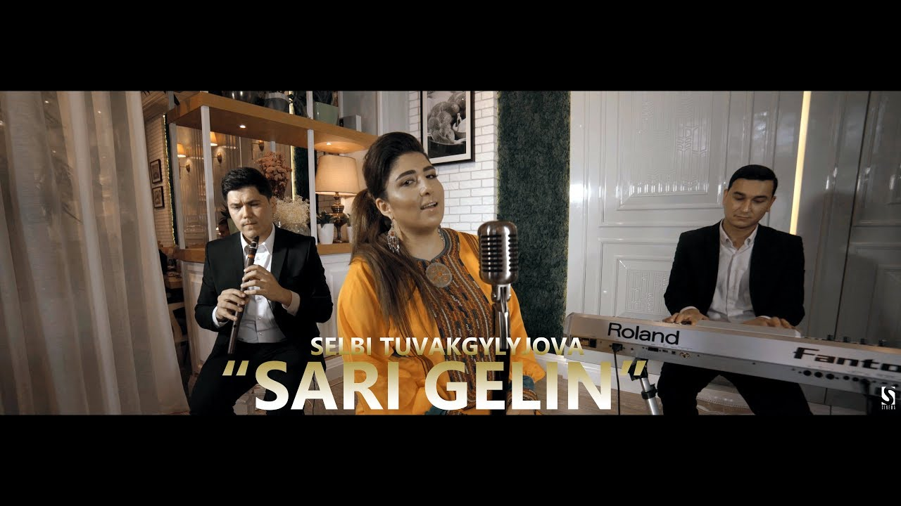 Selbi Tuvakgylyjova Sari Gelin Official Music Video Youtube
