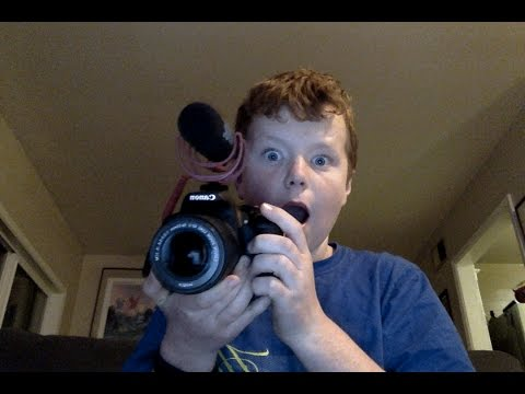 Canon Eos Rebel T5i (700D) Video Creator kit: Unboxing and Review!!