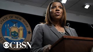 Watch live: New York AG Letitia James seeks to shut down NRA in lawsuit alleging financial crimes YouTube Videos