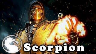 Scorpion Brutalities & Fatalities MKX Ultra GTX 970 G1