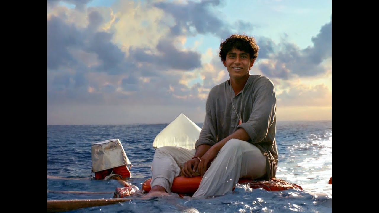 Life Of Pi Schiffbruch Mit Tiger Trailer Filmclip Featurette Hd Youtube