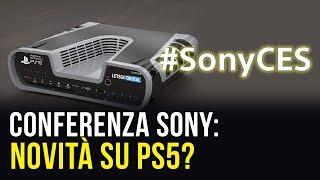 PS5: novità al CES 2020? Sony terrà una conferenza a gennaio!