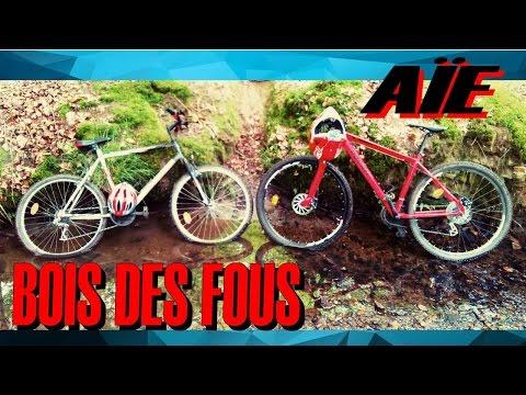LE BOIS DES FOUS: EXCEPTIONNEL | VTT Enduro/Dh