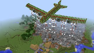 Minecraft: Bomber (1.9 +)