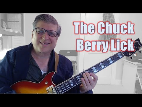The Chuck Berry Lick and Rock Quiz. Live Stream for Sunday, May 5