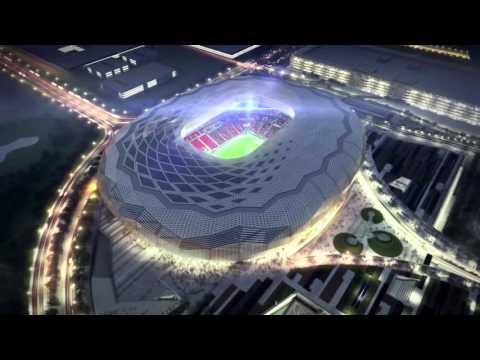 Qatar Foundation Stadium استاد مؤسسة قطر