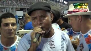 União do Parque Curicica 2016 - Ensaio técnico - Samba-enredo (20/12/2015)