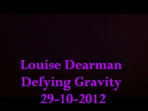 Louise Dearman Defying Gravity as Elphaba Opening Night 29-10-2012