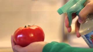 Fruit & Veggie Wash Demo Video