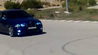 bmw 328 ci automatic drifting