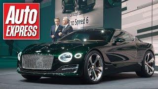 Stunning Bentley EXP 10 Speed 6 surprises Geneva 2015
