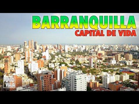 QUIERES CONOCER LA NUEVA BARRANQUILLA | Pepito Viaja