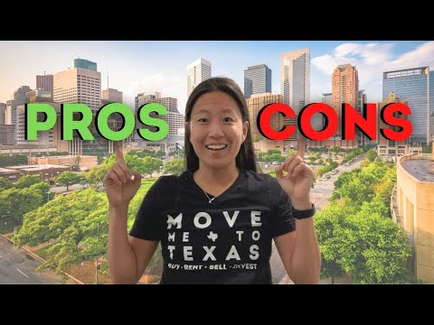 The REAL Pros and Cons of Living in Houston